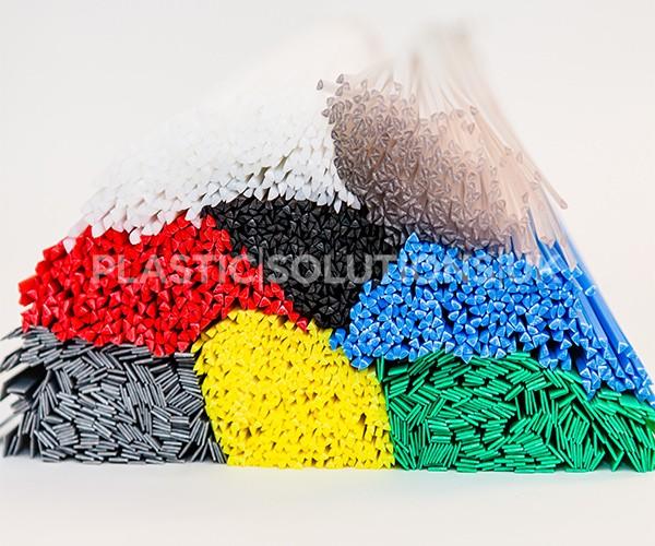 25 pcs //flat shape strips// ABS plastic welding rods mix black 6mm, 8mm, 10mm