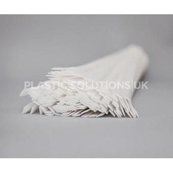 PE plastic welding rods 9mm